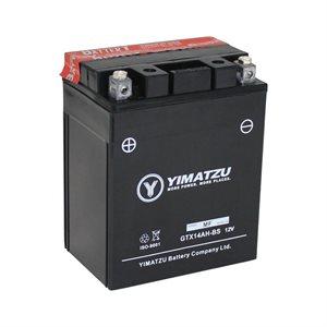Batterie Yimatzu AGM GTX14AH-BS, WPX14AH-BS