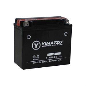 Batterie Yimatzu AGM GTX20L-BS