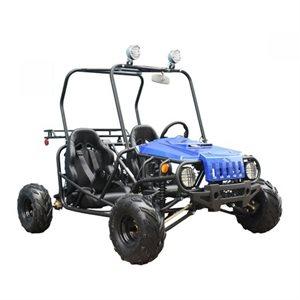Go Kart Gio GT125 3 Vitesses Semi Automatique Avec Reculon