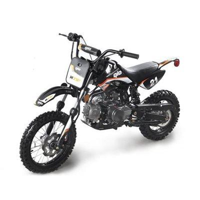 Moto Gio Gx110 Semi Automatique