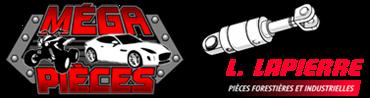 Logo Méga Pièces